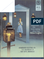 Moe Light Catalog 1963