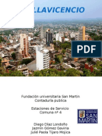 Investigacion Estaciones de Servicio Comuna Cuatro