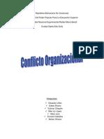 cnflicto organizacional