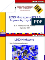 The Effectiveness of LEGO Mindstorms NXT in Following