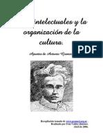 Los intelectuales y la organización de la cultura