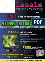 Med-Vet International 2008 Catalog M18