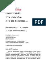 Duchamp-Manuale-d-Istruzioni-ETANT-DONNES-1°-la-chute-d-eau-2°-le-gaz-d-eclairage