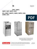 Furnace GMP100-3 Series