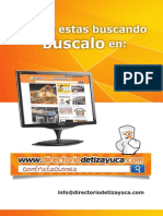 Brochure Directorio de Tizayuca