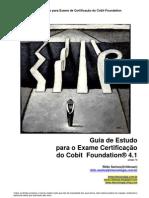 Guia de Estudo para Exame de Certificação do Cobit Foundation