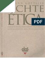 FICHTE- ETICA- 1798