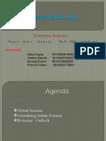 Presentation on Economy Analysis