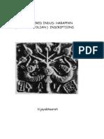 The Deciphered Indus- Harappan(Indo-Anatolian) Inscriptions