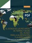El Eestado de Los Recursos de Las Tierras y El Agua...FAO 2011
