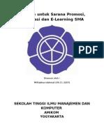 Tugas_Website Untuk Sarana Promosi, Informasi Dan E-Learning SMA_09.11