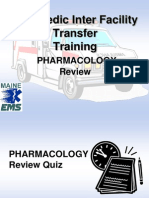 Basic Pharmacology Review