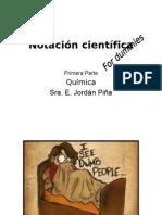 Notación Científica for dummies