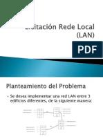 Licitación Rede Local (LAN)