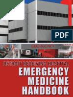 Detroit Receiving Hospital Emergency Medicine Handbook 5th Edn - Copy