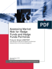 Assessing Market Risk for Hedge Funds and Hedge Funds Portfolios