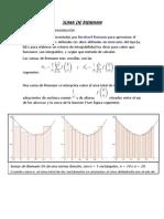 Suma de Riemann (Calculo)