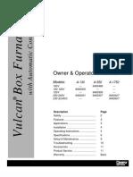 Manual Vulcan en Ingles