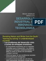 Desarrollo Industrial en Innovacion Tecnologica