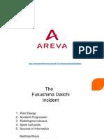 Areva - The Fukushima Daiichi Incident