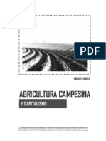 Agricultura Campesina y Capitalismo