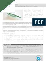 disposable needle guide, Esaote EC123 TRT12 IVT12 GE IC5-9-RS Philips (Agilent Technologies) E6509 Pie Medicals C7-4R8 TRD SAMSUNG Medison BCC4-9 Siemens BE9-4 e Terason 8EC4