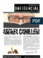 L'H Confidencial, 61. Andrea Camilleri