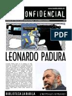 L'H Confidencial, 64. Leonardo Padura