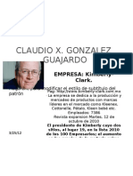 CLAUDIO X lider 132