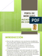 Terminado de Perfil de Mercado Alcachofa