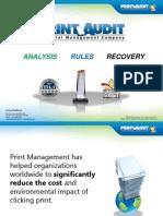 Print Audit Presentation