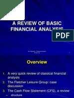 Basic Fin Analysis
