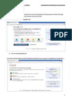 Uso de Google Docs 2011