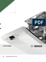 Manuale d'Uso Lavastoviglie Bosch SMV69T50EU-25