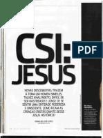 Galileu - CSI Jesus