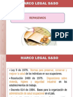 MARCO LEGAL S.O