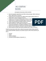 EJERCICIO 2 Ejercicio Completo Diario, Mayor, Balance, Pyg y Conclusiones