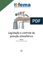 Apostila legislação e controle da poluição atmosférica