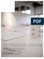 Architecture Journal