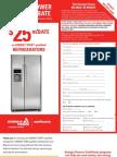 2012 GaPower Frige Rebate Form WEB FNL