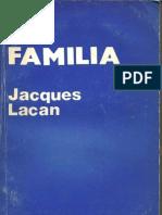 Lacan - La Familia