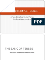 English Simple Tenses