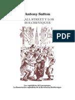 Antony Sutton - Wall Street y Los Bolcheviques