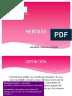 Hernias Ana Leon