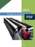 Design for Simple Footings