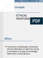 Baisc Ethical Principles