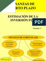 FCP 03 Estimación Inversión Fija