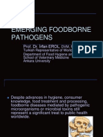 Emerging of Food Pathogen