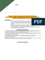 PLANIFICACIÓN CIENCIAS NB6