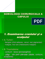 Semiologia Chirurgicala Cap